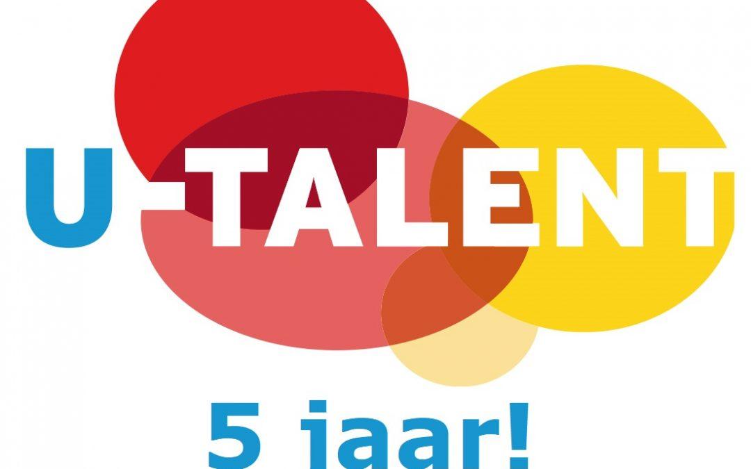 U-Talent conferentie: 5 jaar denken en doen!