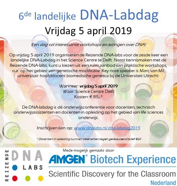 DNA-lab dag 2019