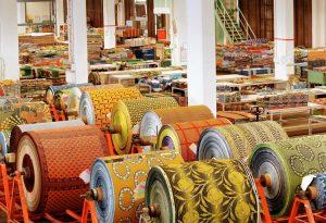 Vakbijeenkomst: de chemie in West-Afrikaanse textiel